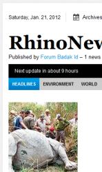 Harian Dijital RhinoNews
